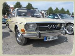 Audi 60 L, 1972 (v8dub) Tags: audi 60 l 1972 allemagne deutschland germany german niedersachsen cloppenburg pkw voiture car wagen worldcars auto automobile automotive old oldtimer oldcar klassik classic collector