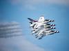 2017 JSOH Airshow (34) (maskirovka77) Tags: 2017 corsair f16s geicoskytypers jsoh jointserviceopenhouse thunderbirds aerobatics airshow heritageflight stuntflyers jointbaseandrews maryland unitedstates us