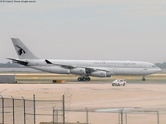 A7-HHK (Qatar Amiri Flight) (aemoreira81) Tags: airbus a340 a340200 qatar amiri flight airways