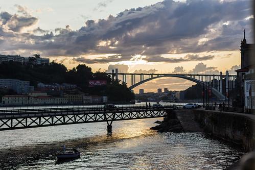 Porto desde el tranvía
