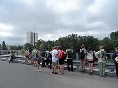 9 juillet : balade autour et au cœur du parc Palmer