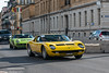 P400S & SV (Nico K. Photography) Tags: lamborghini miura p400s sv yellow green supercars rare classic combo nicokphotography switzerland neuchâtel