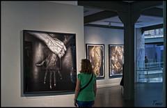 -CENTRO CENTRO CIBELES (MADRID ) (Tomas Mauri) Tags: madrid centrocibeles cultura exposiciones cuadros mujer mujerucuadros womanandpictures salon theobserver laobservadora