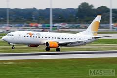 Air Horizont B737-400 9H-ZAZ @ MUC (moddin87) Tags: air horizont aviation avgeek avporn flugzeug aeroplane munich flughafen airport boeing b737