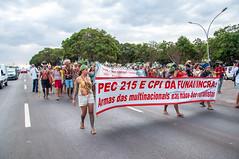 _DSC9296 (Radis Comunicação e Saúde) Tags: 13ª edição do acampamento terra livre atl movimento dos povos indígenas nenhum direito menos revista radis 166 comunicação e saúde