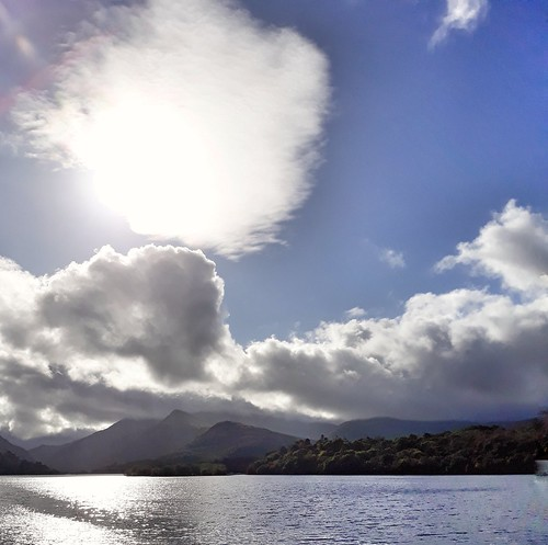 Snowdonia & padarn lake.