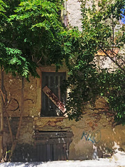 Athens Relic (Andrew Aliferis) Tags: greece andrew andy aga aliferis iphone iphoneography athens abandoned