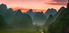 _CB 1213,1216 Phong Nậm,Trùng Khánh,Cao Bằng 0917 (HUONGBEO PHOTO) Tags: ef100400mmf4556lisusm canoneos1dsmarkiii hoànghônphongnậm phongnậm cảnhđẹpcaobằng photography peaceful view bamboos river outdoor northvietnam nature caobanglandscape caobangscenery vietnamscenery countryside highland layersofmountains mountains redsky sunset landscape