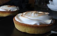 Lemon meringue tart (Heathermary44) Tags: food dessert lemonmeringue tarts eggs lemon meringue delicious stilllife