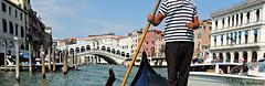 Where else? EXPLORED! (Shahrazad26) Tags: venetië venice venezia venedig italië italy italien italia gondel gondola rialtobrug pontedirialto rialtobridge canalgrande