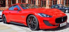 Maserati Granurismo Sport Coupe (Charles Dawson) Tags: maserati maseratigranturismo jh03hhh