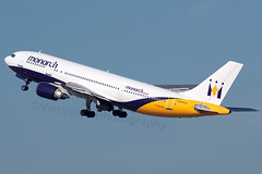 G-MONS Monarch Airlines A300-600 Manchester Ringway Airport (Vanquish-Photography) Tags: gmons monarch airlines a300600 manchester ringway airport ryan taylor ryantaylor vanquishphotography vanquish photography railway aviation canon eos 6d 7d vanquishaviationphotography egcc man manchesterairport manchesterringway manchesterringwayairport