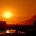 Sunset in Baska Voda