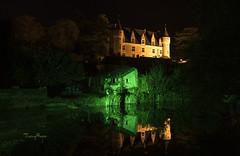 Montrésor. Explored (Sugarth/Photo) Tags: montrésor nuit indrois nikond750 nikkor1424mmf28 nuitssolaires france châteaux