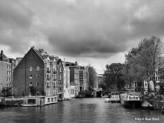 Rapenburgwal Amsterdam, 10-8-17 (kees.stoof) Tags: rapenburgwal amsterdam oudeschans