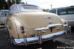 1949 Chevrolet Convertible (robtm2010) Tags: arundel maine me usa newengland motorland motorvehicle vehicle car canon canont3i t3i automobile auto classic classiccar 1949 chevrolet convertible chevy gm generalmotors