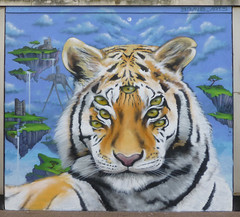 Urban Art Southend-on-Sea. (piktaker) Tags: essex southend southendonsea britishhomestores bhs graffiti wallart urbanart streetart art spraypaint spray