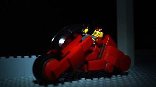 Lego Kaneda's Bike