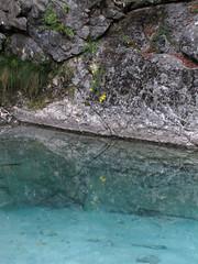 Odsev / Reflection (Damijan P.) Tags: bovec slovenija slovenia korita gorge gore hribi monutains prosenak