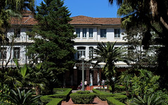 Old Hospital (elianek) Tags: old building hospital saojosedoscampos park brasil brazil saopaulo garden jardim architecture arquitetura