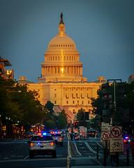 2017.08.13 Charlottesville Candlelight Vigil, Washington, DC USA 8087