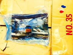 Living in a Box (Explore) (sjpowermac) Tags: livinginabox cardboardbox balorama sunglasses 50035 arkroyal paddington 1990 memories cellophane bag circulating transition lifegoesincircles 35 hst