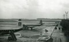 G-AOYG (Paul Thallon - Aviation Photos) Tags: gaoyg vickers viscount bea britisheuropeanairways dabow douglas c54 transportflug manchester