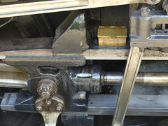 2017-07-08 - P1040593 - NYMR - 44806 - Driving Gear (GeordieMac Pics) Tags: nymr grosmont 44806 black5 geordiemac panasonic lumix dmc fz200 locomotive steam engine ©2017georgemcvitieallrightsreserved yorkshire