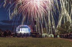 Bowood Prom fireworks (mark.abrams81) Tags: fireworks long exposure light painting bowood proms concert stage music bang