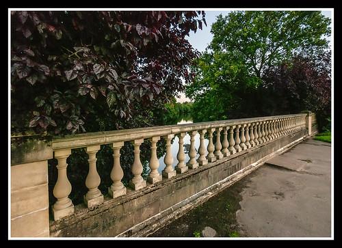 Darley Park Railings