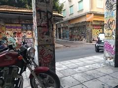 Graffiti in Exarchia - Athens, Greece (ashabot) Tags: greece streetscenes street streetart graffiti exarchia