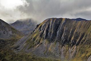 Cliffs of An Garbhanach