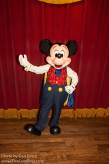 Mickey Mouse (Magician - Town Sq Theater)
