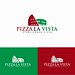 Pizza La Vista Logo
