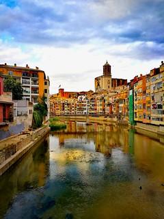 Girona colors.💙💚💛💜♥�