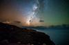 Milky Way in La Palma (free3yourmind) Tags: milky way night sky lapalma island spain canary sea ocean atlantic clouds cloudy astrometrydotnet:id=nova2216509 astrometrydotnet:status=failed