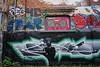 DSC00919 (thomasderzweifler) Tags: plagwitz leipzig karl heine kanal kanu garage graffiti angler boot stelzenhaus