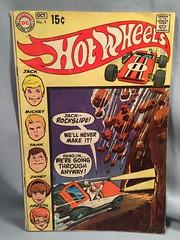 z Comic Book (toyfun4u) Tags: vintage redlines hot wheels