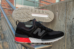 New Balance 574 Sport `Tier 1 - Black` (ReesKlintworth) Tags: shoes sneakers newbalance