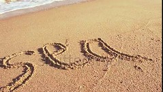 Video. Inscription on sand, the beach. For viewing of video follow the link. (daria.boteva) Tags: abstract background beach beautiful beauty blue climate coast coastline concept day handwriting holiday hospitality island landscape message natural nature ocean outdoor resort sand sea seascape season sign soft stick summer sunny surf text tide tourism travel trip tropical vacation wallpaper water wave welcome word yellow