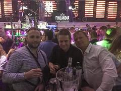 While in Belgrade, go clubbing