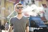 _MG_7414 (norbert_manikowski) Tags: guys men guy poland poznan smoke smoking sunny