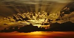 Ciel de feu Palavas (Marc ALMECIJA) Tags: ciel sky feu fire clouds nuages palavas hérault sunrise sunset
