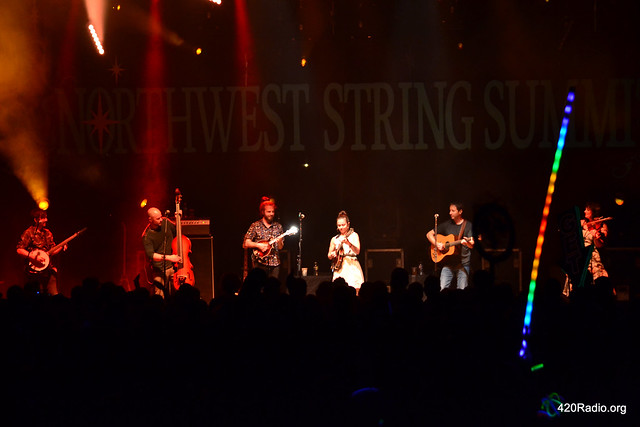 Yonder Mountain String Band - Northwest String Summit, North Plains, OR - 07/14/17