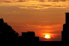 Sunset (flubatti) Tags:
