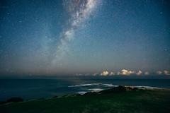 Long Reef Point Milky Way (Explore, Aug 19, 2017 #204) (haoguoju) Tags: australia nsw newsouthwales sydney winter landscape outdoor a7m2 a7 sony sonya7markii sonyilce7m2 fe dark milkyway bushwalking hiking mountain fe1635mmf4zaoss 1635mmf4 1635mm f4 longexposure bundeena coastalwalk zeiss zeiss1635mmf4 longreefpoint longreefpointlookout sea variotessar vario tessar ocean cliff grass longreefpointwalk stars night mirrorless sonyvariotessartfe1635mmf4zaoss sonyzeissvariotessartfe1635mmf4zaoss t sel1635z