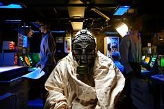 In the Bunker with the Automaton Resistance (Studio d'Xavier) Tags: werehere itstheendoftheworldasweknowit teotwawki gasmask apocalypse armageddon 365 september102017 253365