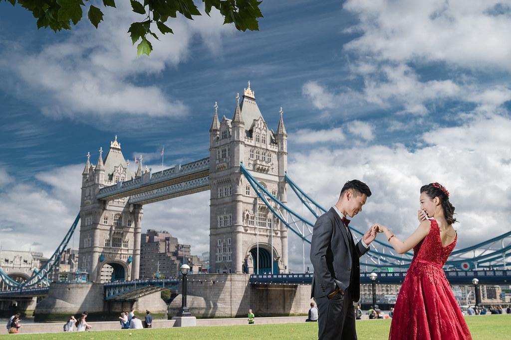 倫敦,婚紗,景點