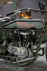 HD Twin Motor (Zaskars) Tags: pentax k5 2017 mulhouse musée schlumpf citédelautomobile alsace elsass 68 hautrhin cars voitures old historic histoire history bugatti harleydavidson harley moto tamron 1750