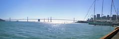 panoramica Puente de la Bahia Oakland Bay Bridge San Francisco California EEUU 04 (Rafael Gomez - http://micamara.es) Tags: puente de la bahia oakland bay bridge san francisco california eeuu panoramica